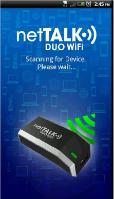 DUO Wifi Scanner