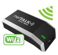 Downloads to setup nettalk DUO WiFi